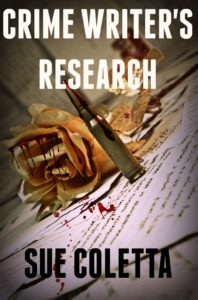 Crime Writer's Research