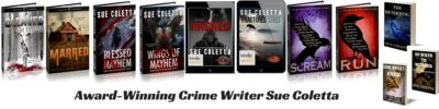 Books by Sue Coletta