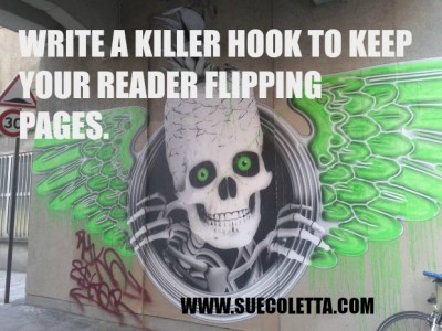 WRITE A KILLER HOOK