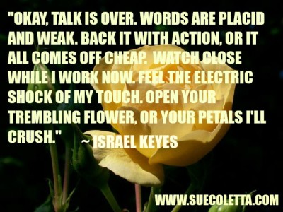 Serial killer Israel Keyes quote