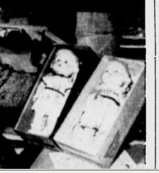 The exact dolls