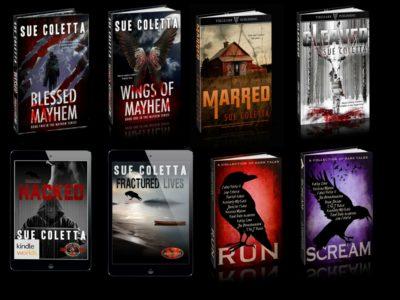 Books by Sue Coletta