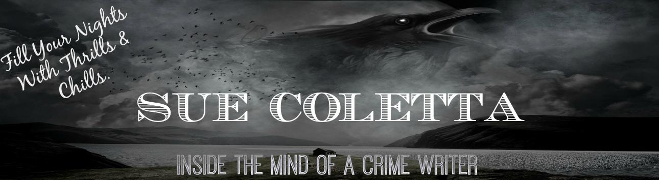 Crime Writer Sue Coletta
